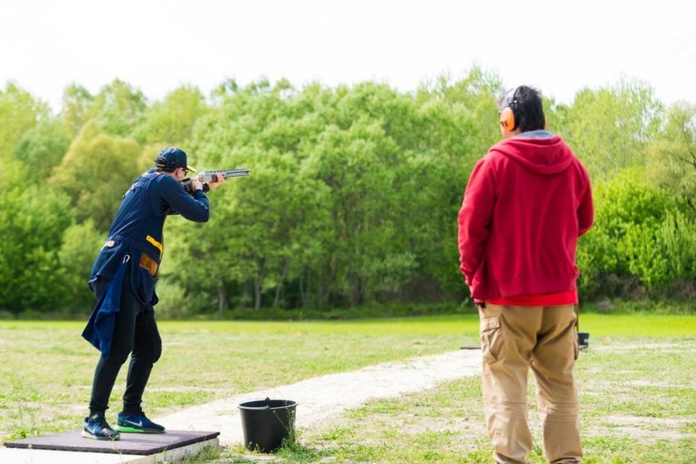 Agyaggalamb Lövészet | 25 lövés - 2.