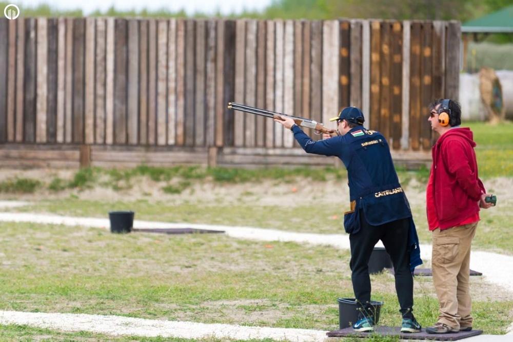Agyaggalamb Lövészet | 25 lövés - 4.