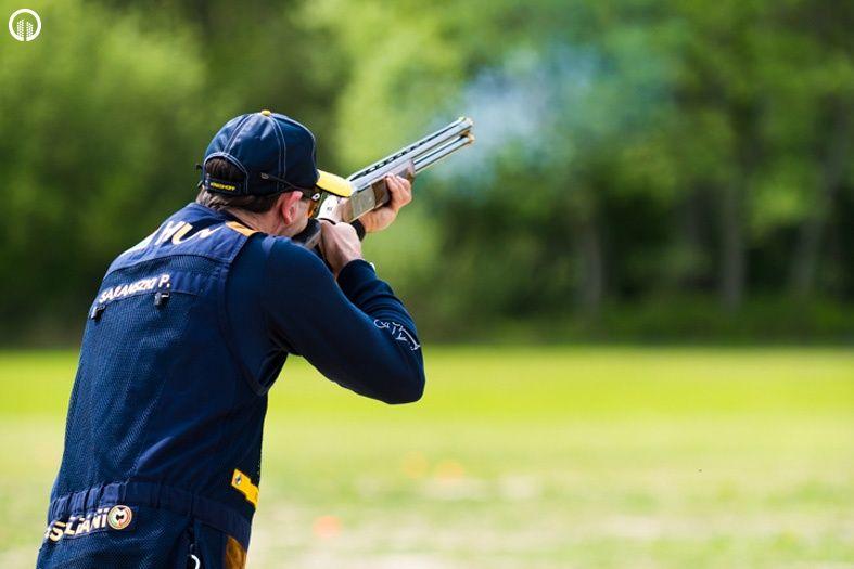 Agyaggalamb Lövészet | 25 lövés - 5.