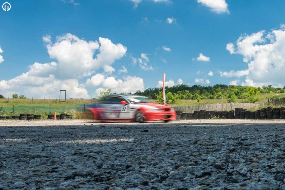 BMW E46 AC Schnitzer Drift Versenyautó Vezetés Ajándék Oktatással - 3.
