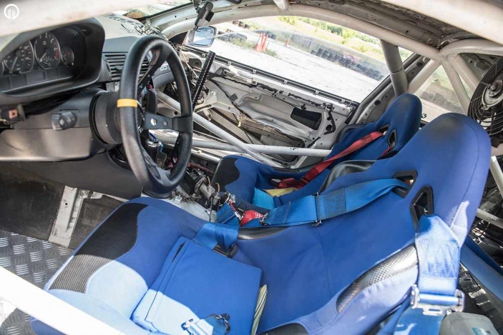 BMW E46 AC Schnitzer Drift Versenyautó Vezetés Ajándék Oktatással - 6.