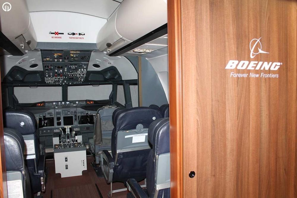 Boeing 737 Repülőgép Szimulátor Vezetés - Hétköznapi Csomag - 3.