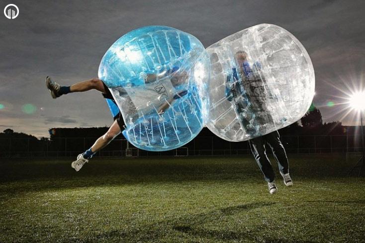 BuborékFoci 20 fő részére 1 óra - 3.