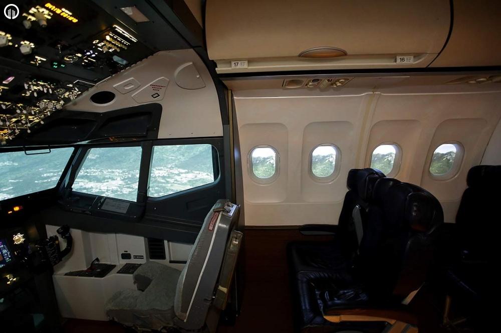 Engine Failure - Boeing 737 Repülőgép Szimulátor Vezetés - 5.