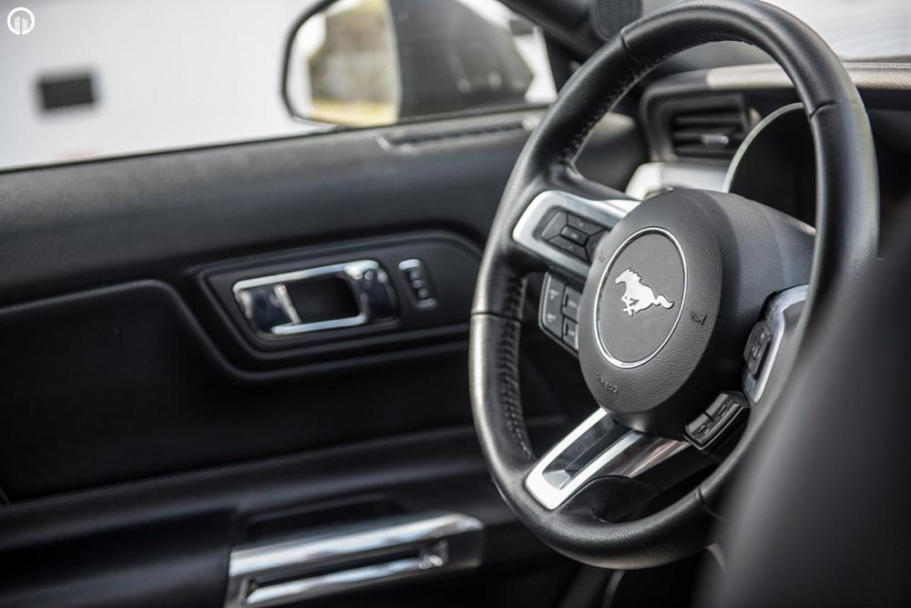 Ford Mustang GT 500 Lóerős Izomautó Vezetés Közúton - 5.