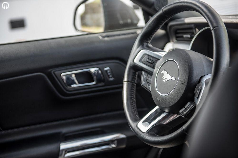Ford Mustang GT 500 Lóerős Izomautó Vezetés a DRXRingen - 6.