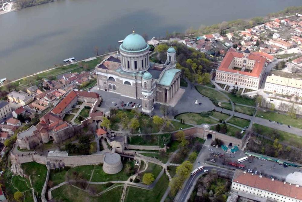 Hőlégballonos Sétarepülés Budapest Vonzáskörzetében - 2.
