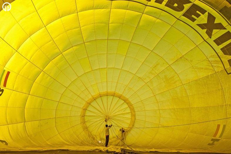 Hőlégballonos Sétarepülés Magyarország egyik Legismertebb Borvidéke Felett - 3.