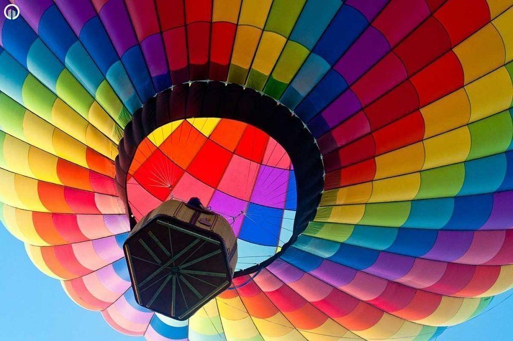Romantikus Hőlégballonos Sétarepülés Pároknak - Szerelem Csomag - 3.