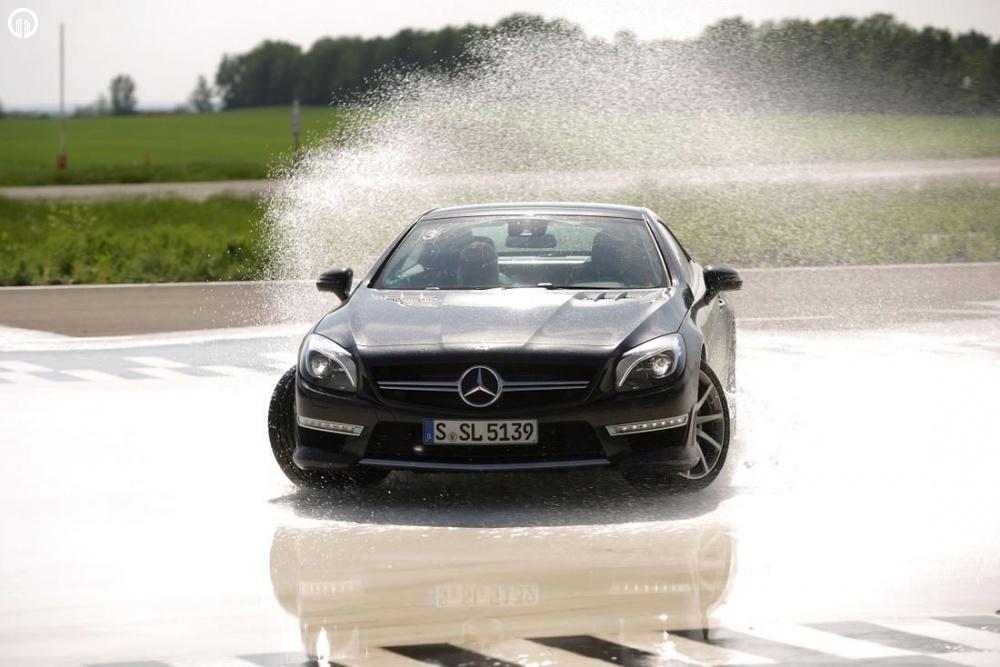Mercedes-Benz Vezetéstechnikai Tréning - Saját Autóval - 4.