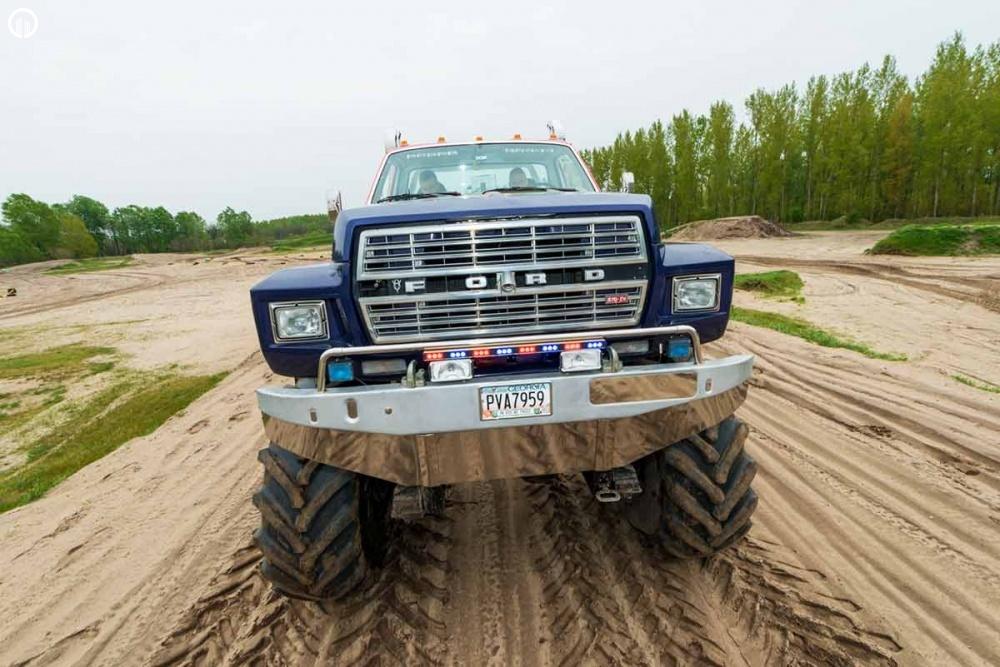 MonsterTruck Vezetés | Igazi BigFoot Élmény - 2.