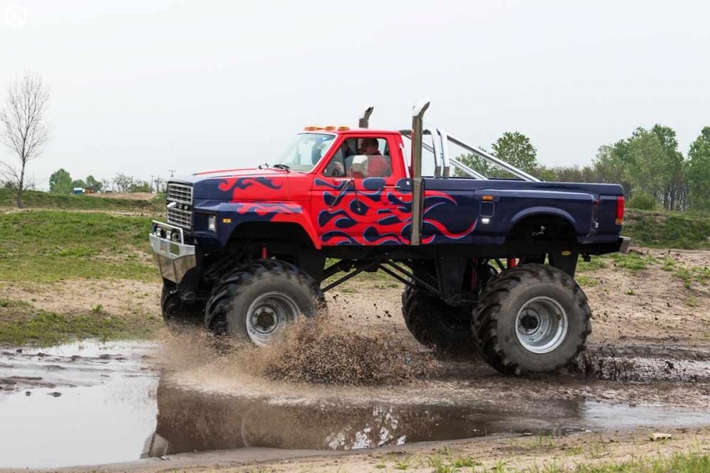 MonsterTruck Vezetés | Igazi BigFoot Élmény - 4.