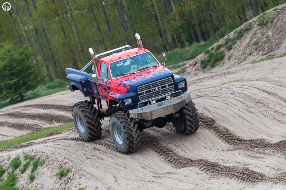 MonsterTruck Vezetés | Igazi BigFoot Élmény - 6.