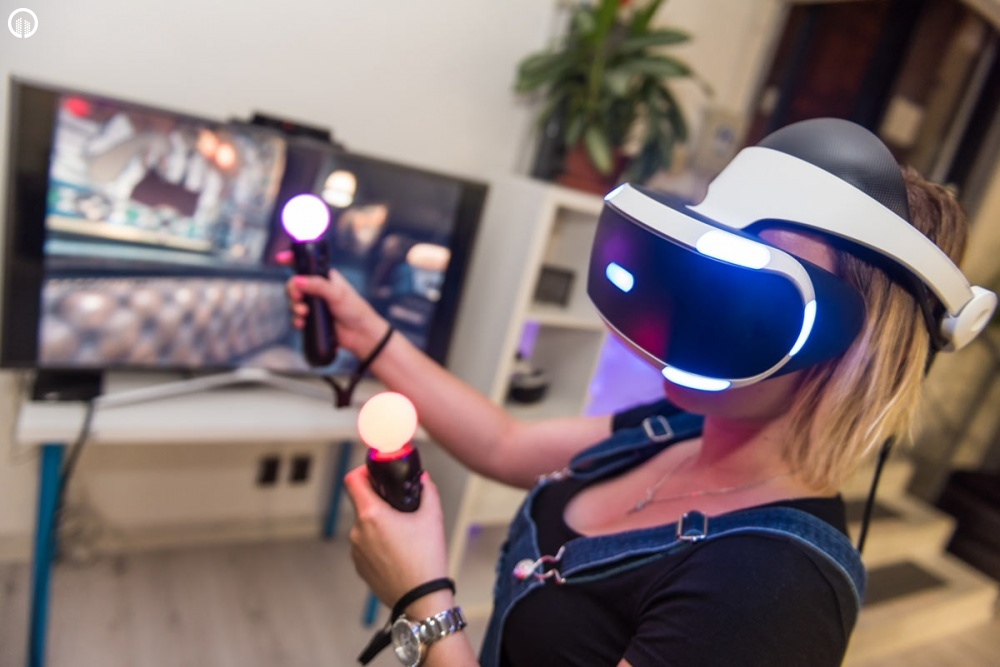 VR Élmény | A Virtuális Valóság Élménye - 1.