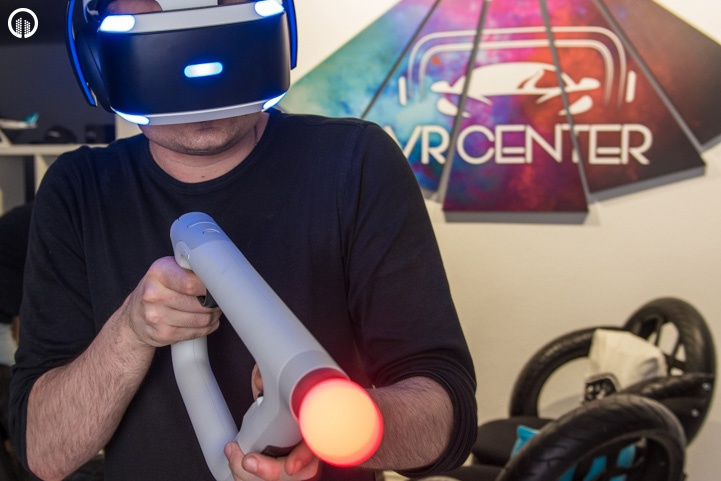 VR Élmény | A Virtuális Valóság Élménye - 4.