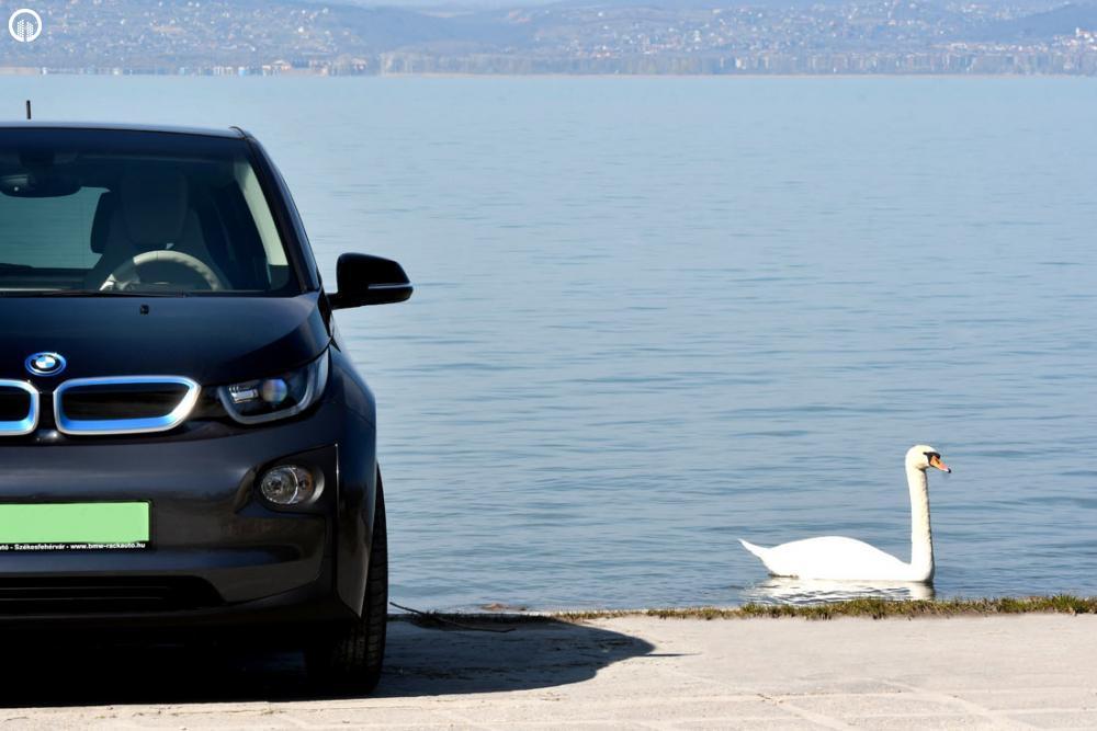 BMW I3 Élményvezetés a Balatonnál - 3.