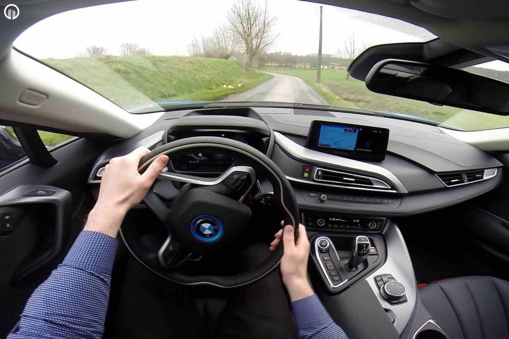 BMW i8 Élményvezetés Forgalomban | Prémium csomag - 3.