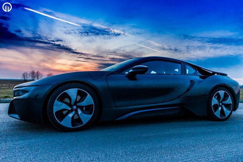 BMW i8 Élményvezetés Forgalomban | Prémium csomag - 8.