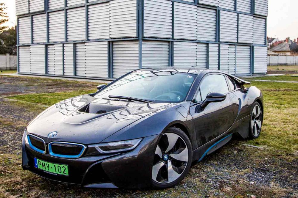 BMW i8 Élményvezetés Forgalomban | Prémium csomag - 2.