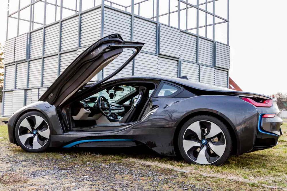 BMW i8 Élményvezetés Forgalomban | Prémium csomag - 7.