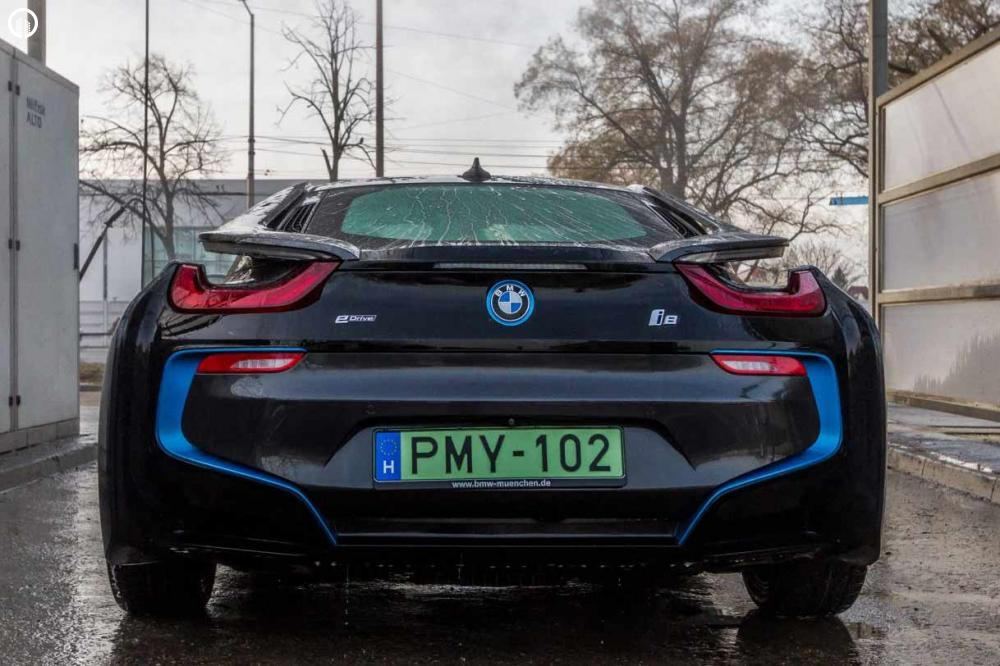 BMW i8 Élményvezetés Forgalomban | Prémium csomag - 5.