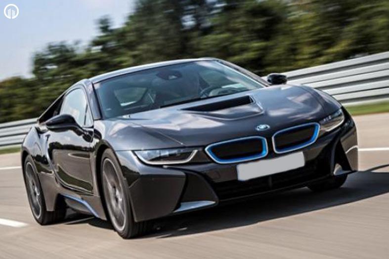 BMW i8 Élményvezetés Forgalomban | Exkluzív csomag - 8.