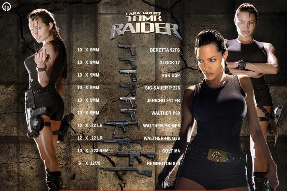 Élménylövészet | Tomb Raider Csomag - 6.