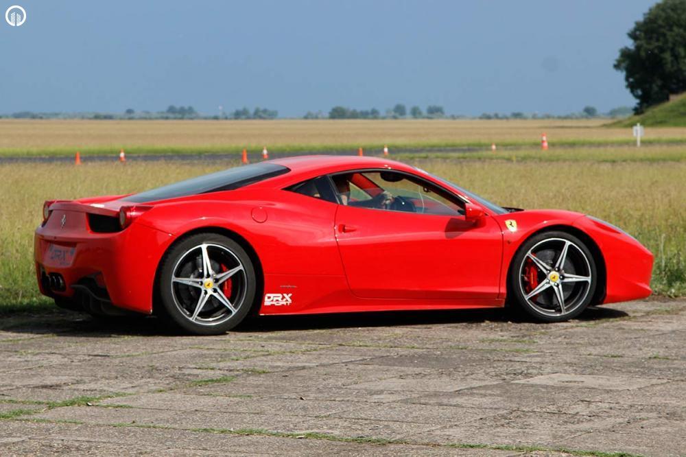 Olasz legendák egy csomagban  | Ferrari 458 Italia és Lamborghini Gallardo Vezetés - 1.