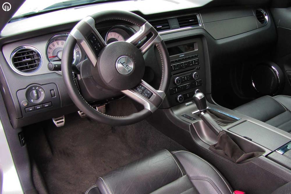 Ford Mustang GT 5.0 Coyote Izomautó Vezetés a HungaroRingen - 3.