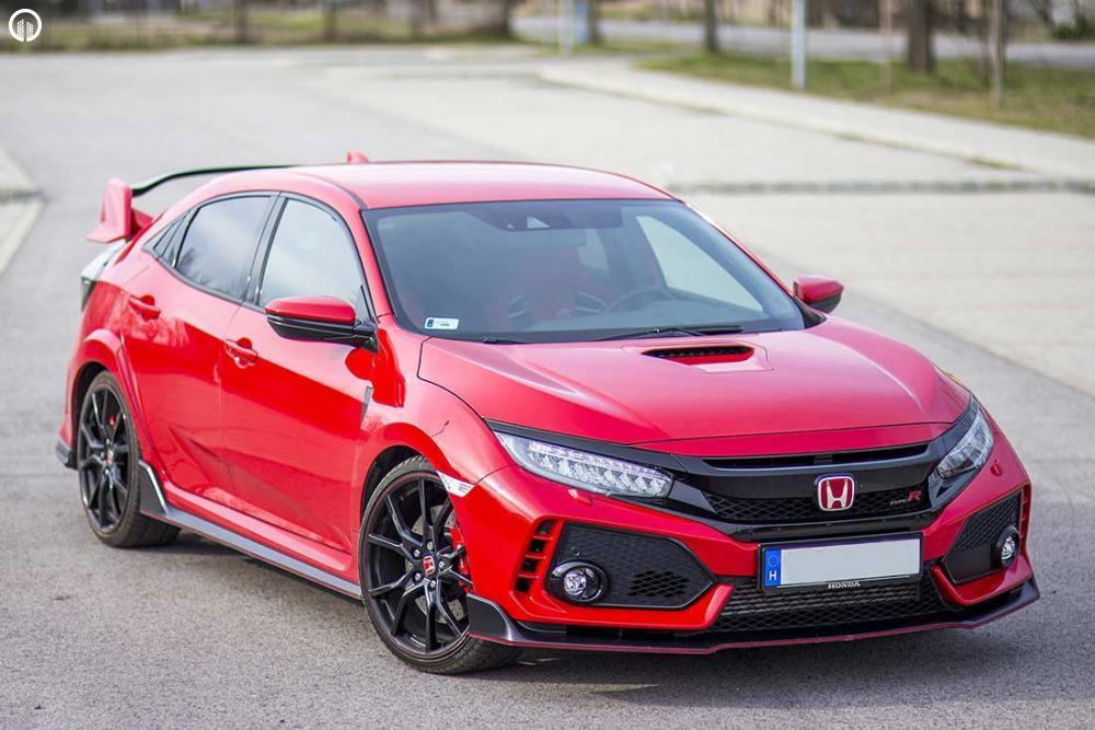 Honda Civic Type R Élményvezetés Forgalomban | Alap csomag - 2.