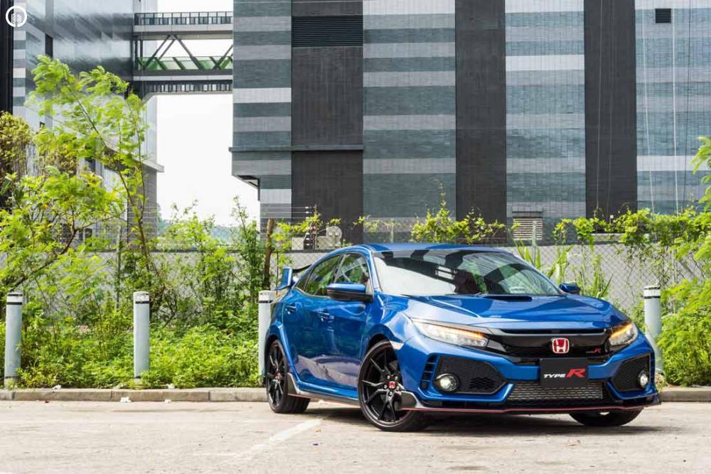 Honda Civic Type R Élményvezetés Forgalomban | Alap csomag - 3.