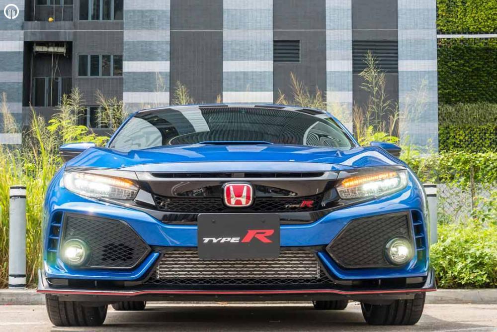 Honda Civic Type R Élményvezetés Forgalomban | Alap csomag - 4.