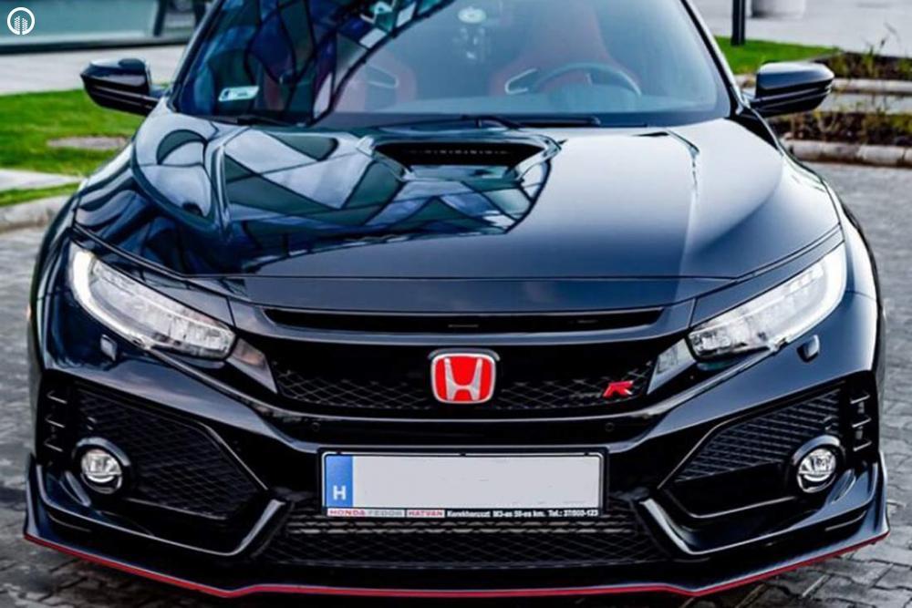 Honda Civic Type R Élményvezetés Forgalomban   Alap csomag - 2.