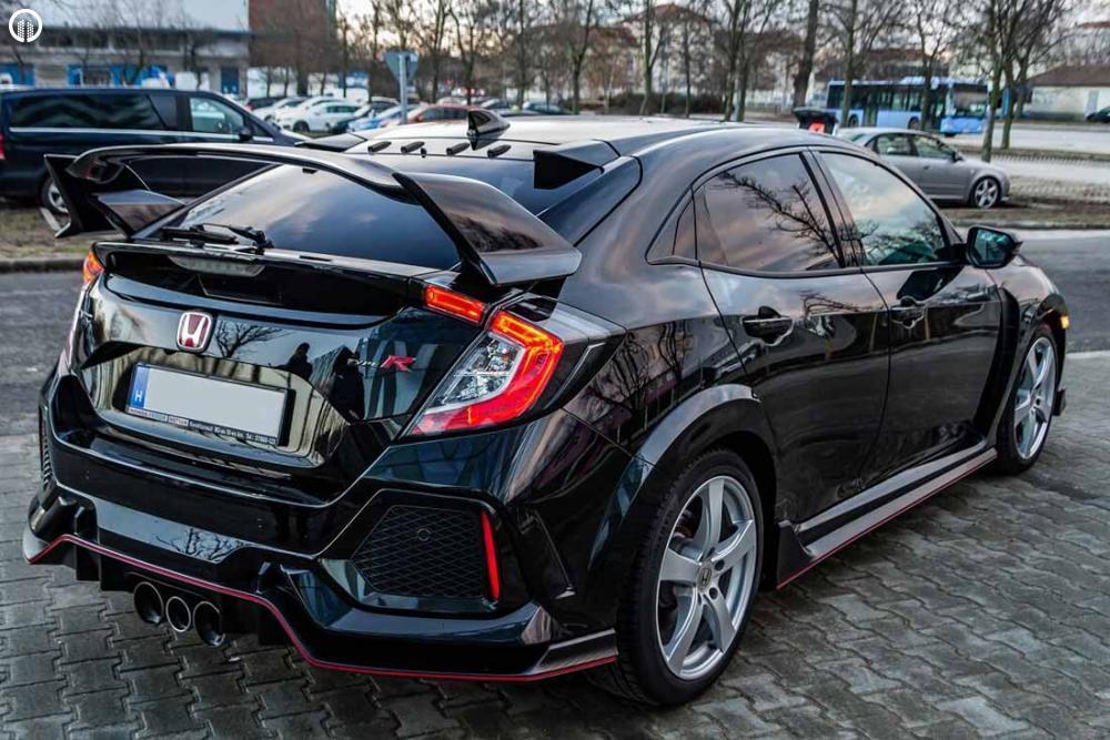 Honda Civic Type R Élményvezetés Forgalomban   Alap csomag - 3.