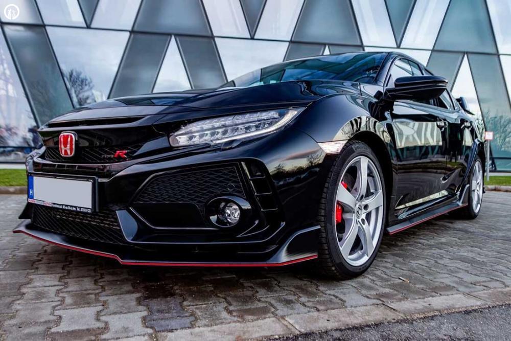 Honda Civic Type R Élményvezetés Forgalomban | Exkluzív csomag - 1.