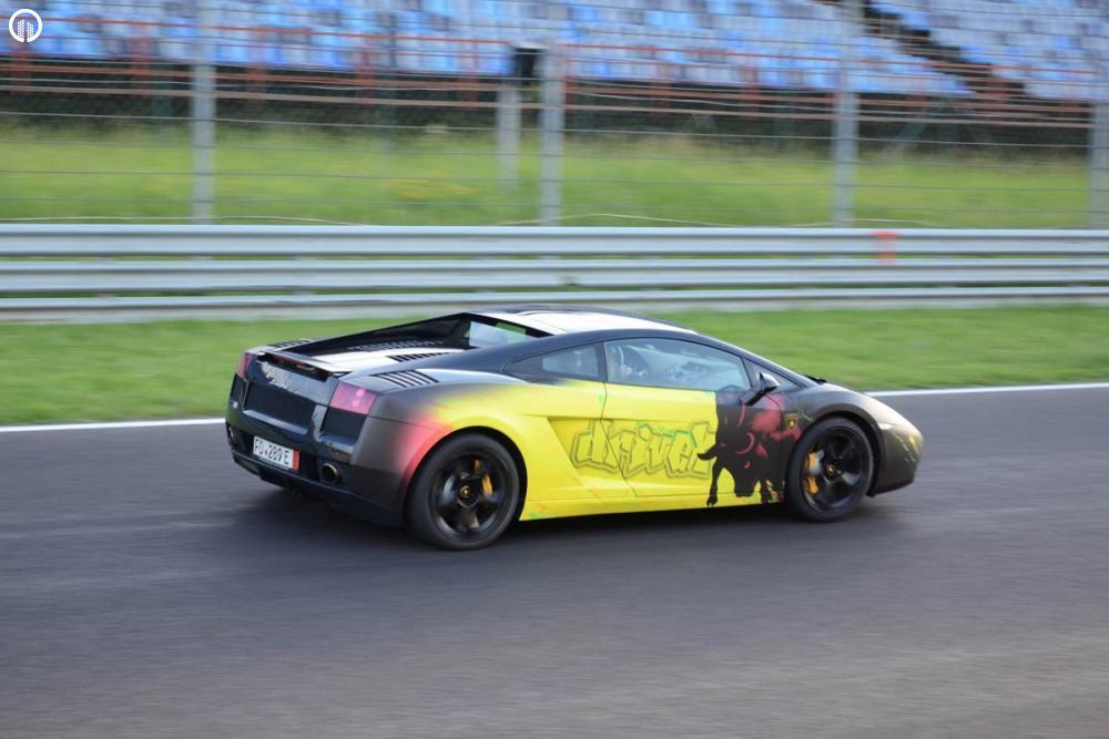Lamborghini Gallardo LP 550-2 | Városi SzuperSportautó Vezetés - 1.