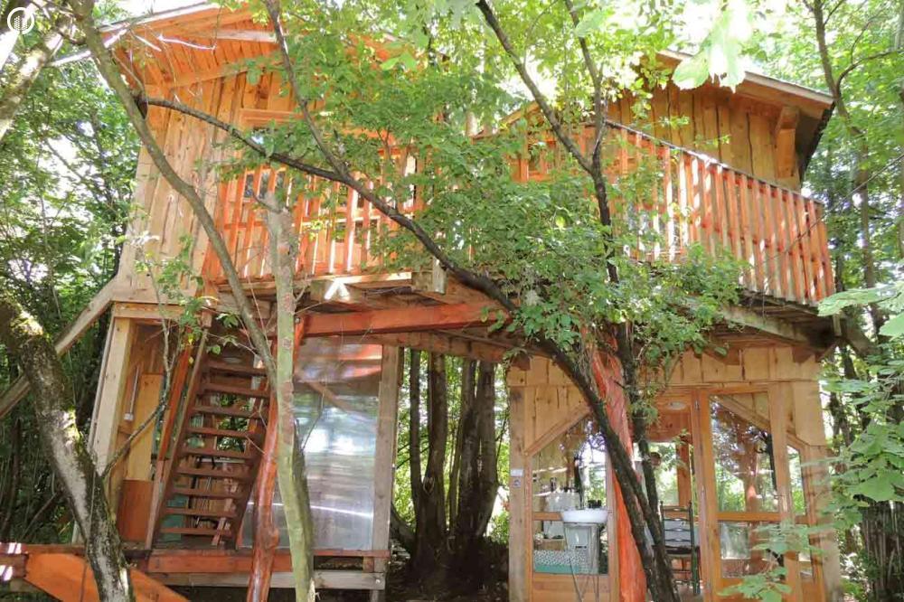 La Cabana Lombház | Kerca Bio Farm - 1.