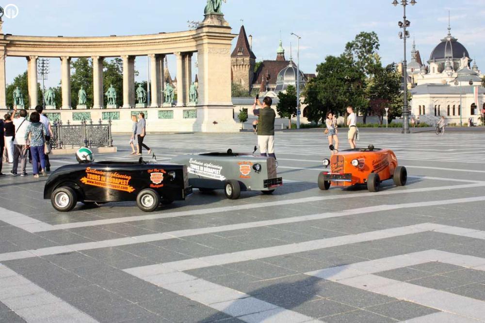 Mini Hot Rod | Napfelkelte túra - 4.