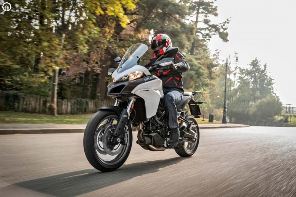 Motorbérlés | Ducati Multistrada 950 - 1.