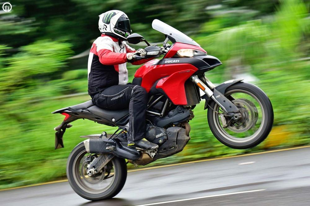 Motorbérlés | Ducati Multistrada 950 - 3.