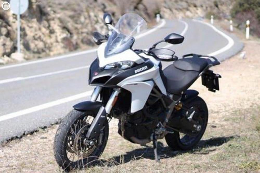 Motorbérlés | Ducati Multistrada 950 - 2.