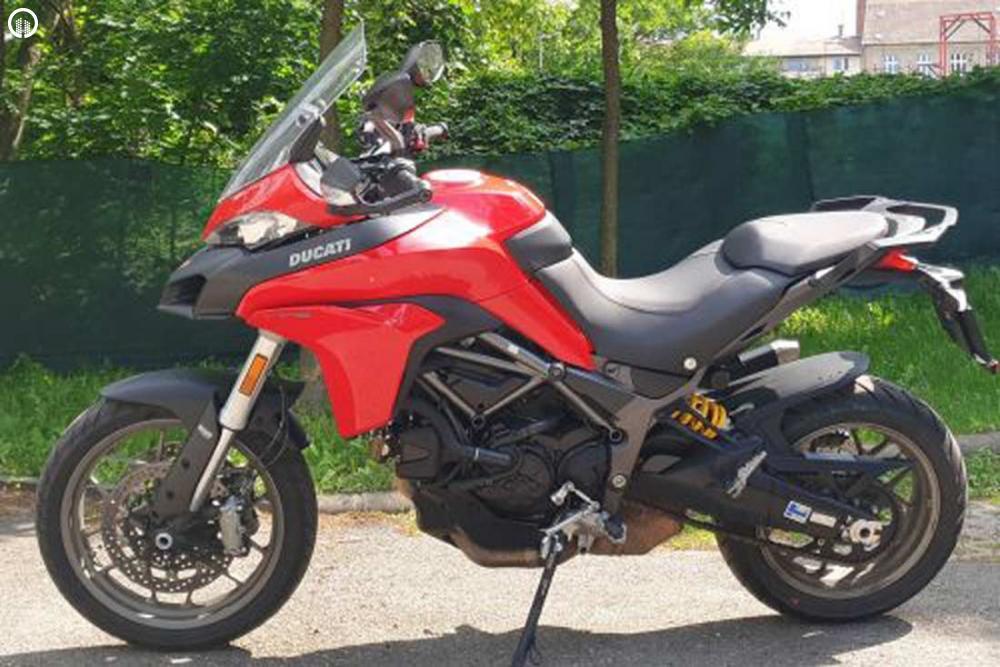 Motorbérlés | Ducati Multistrada 950 - 4.