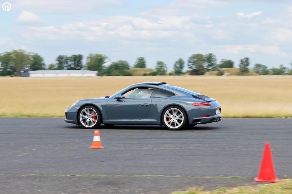 Porsche 911 Turbo SzuperSportautó Vezetés a Hungaroringen - 3.