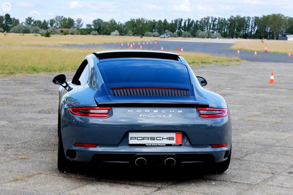 Porsche 911 Turbo SzuperSportautó Vezetés a Hungaroringen - 5.