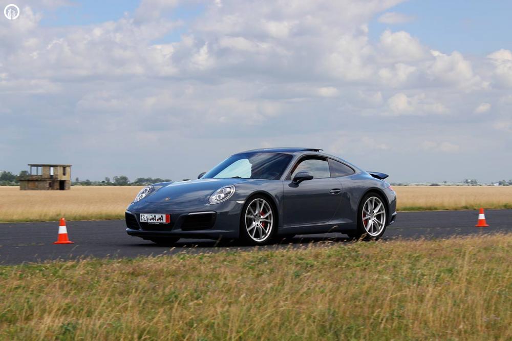Porsche 911 Turbo SzuperSportautó Vezetés a Hungaroringen - 6.