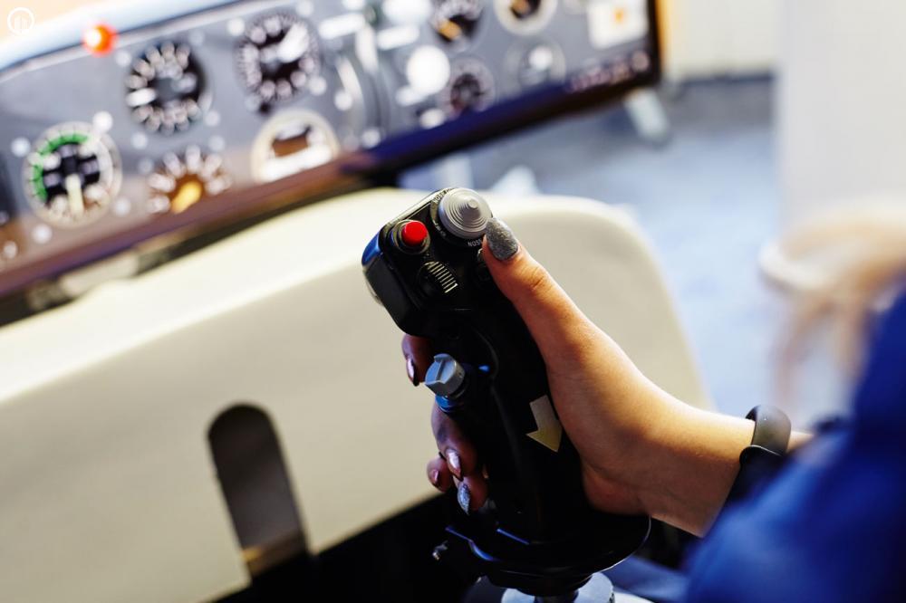 Repülőgép Szimulátor Vezetés | Sétarepülés Kisgépekkel - 1.