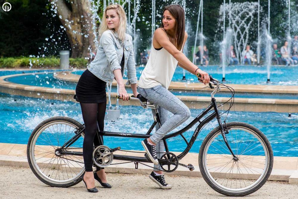 Tandem Bicikli Kirándulás a Margitszigeten - 2.