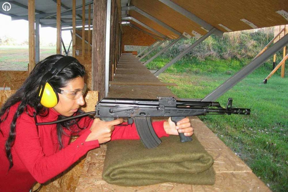 ÉlményLövészet | Zsivány Csomag | 26 lövés - 5.