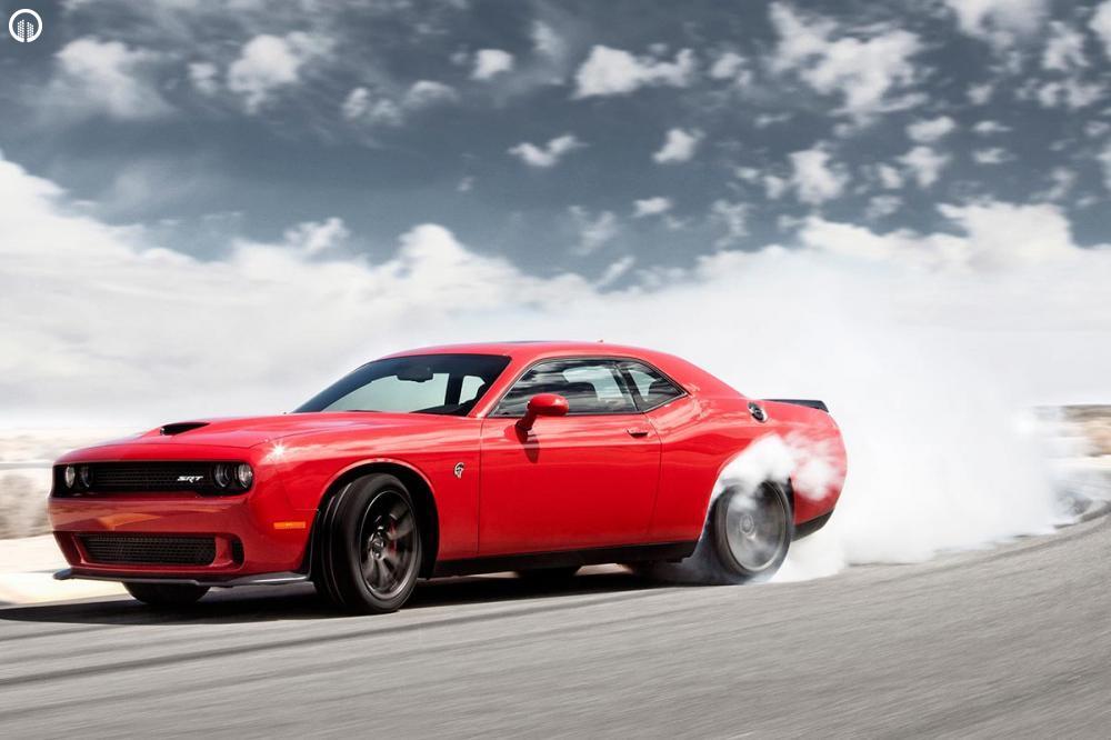 Száguldás és Drift egy Dodge Challenger SRT 500 Lóerős Amerikai Izomautóval + AJÁNDÉK VIDEOFELVÉTEL - 1.