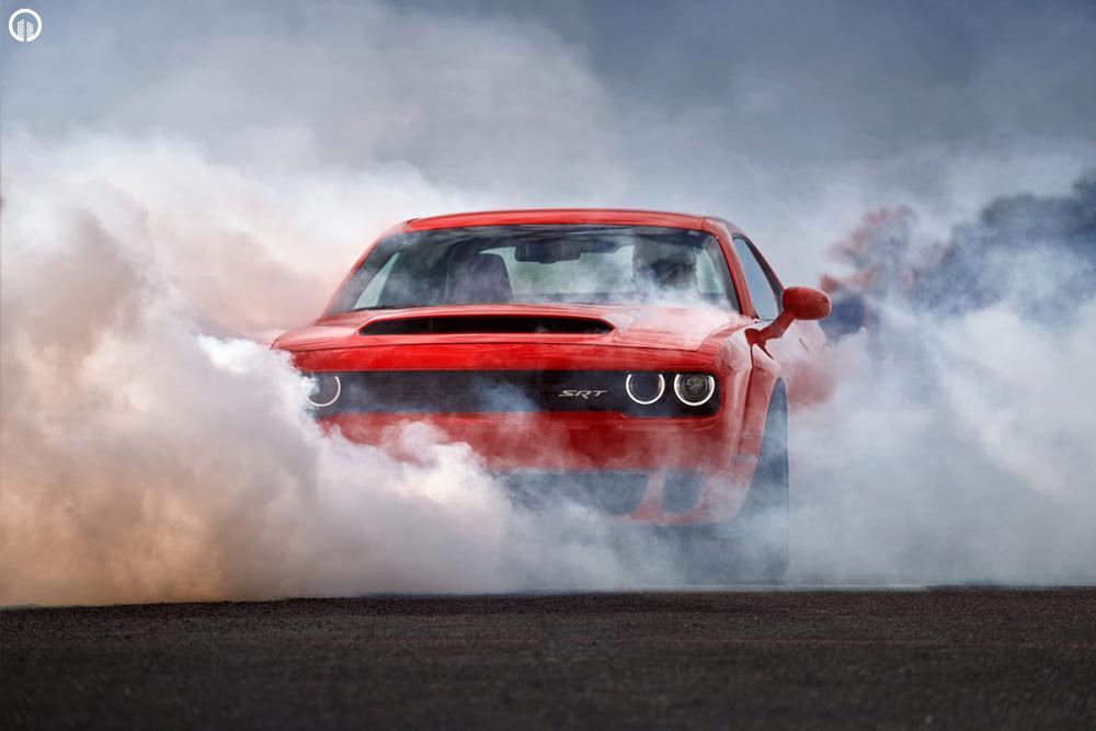 Száguldás és Drift egy Dodge Challenger SRT 500 Lóerős Amerikai Izomautóval + AJÁNDÉK VIDEOFELVÉTEL - 3.